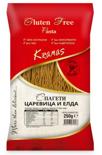Спагети от царевица и елда