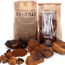 Chaga mushrooms chunks