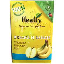 "Juice ""Healty"" apple and banana"