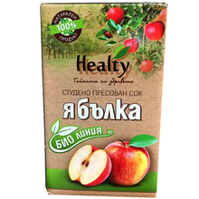 "Bio juice ""Healty"" apple"