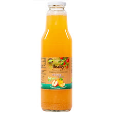 "Bio juice ""Healty"" apple and quince"