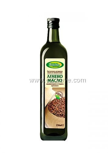 Linseed oil 250 ml.