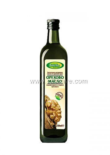 Walnut oil 250 ml.