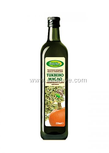 Pumpkin oil 250 ml.