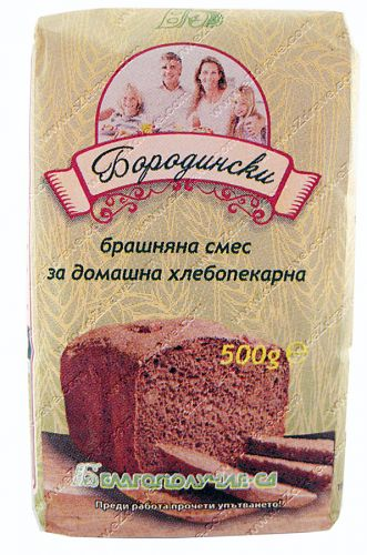 "Powdery mixture for home baking ""Borodinski"" - 500g"