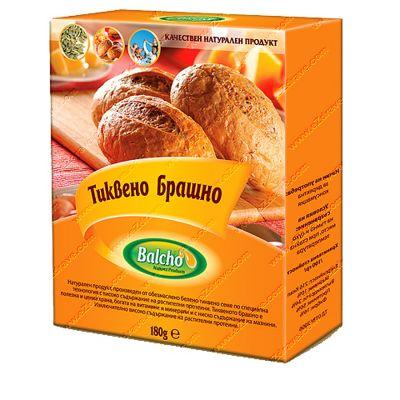 Pumpkin flour 180 g - Balcho
