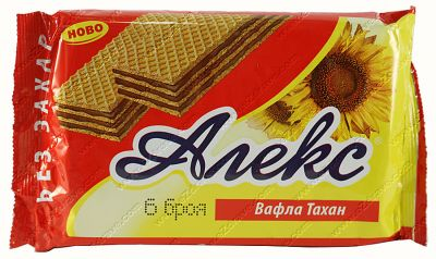 Dietary Alex tahini wafer 150 g