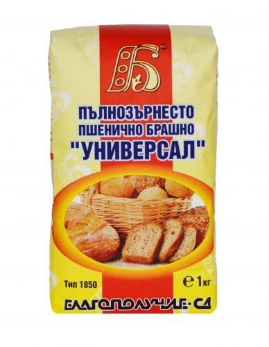 Whole wheat flour 1 kg