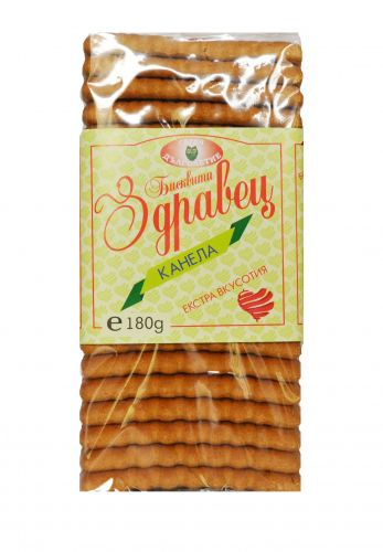 Biscuits with canella 150 g