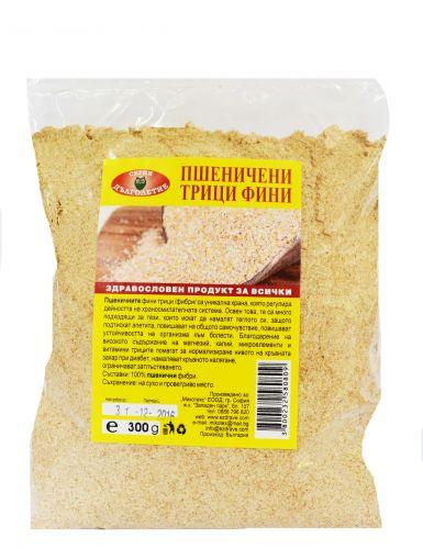 Пшенични фини трици 300 гр. - Серия Дълголетие