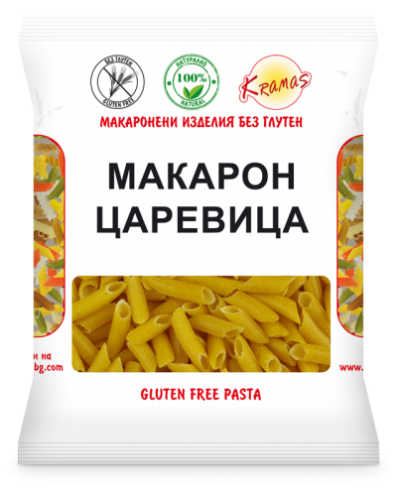 Macaroni from corn flour