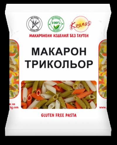 Macaroni tricolor