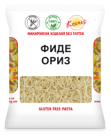 Vermicelli from rice flour