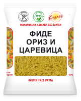 Vermicelli from rice and corn flour