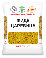 Vermicelli from corn flour