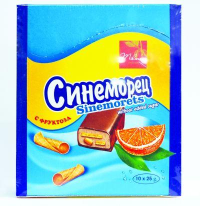 """Десерт """"Синеморец""""  с фруктоза"""