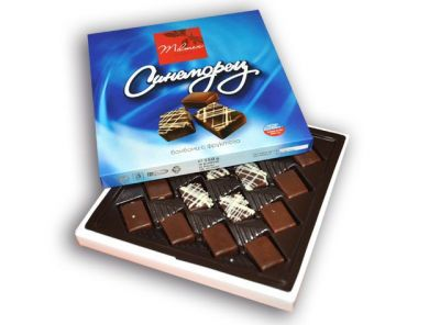 "Diabetic chocolates ""Sinemorets"" 150 g"
