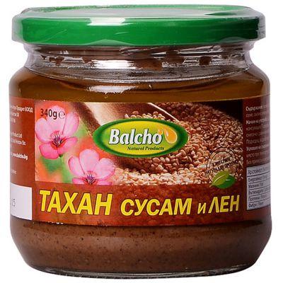 Tahini flax seed 340 g - Balcho