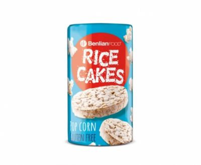 Rice Cakes with popcorn - 100g