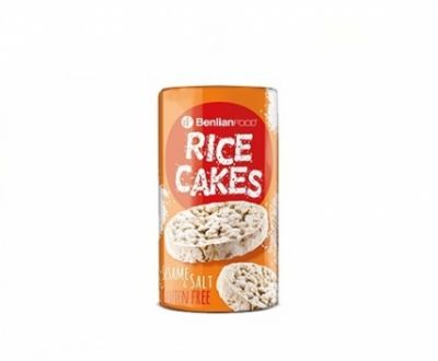 Rice Cakes Sesame & Salt